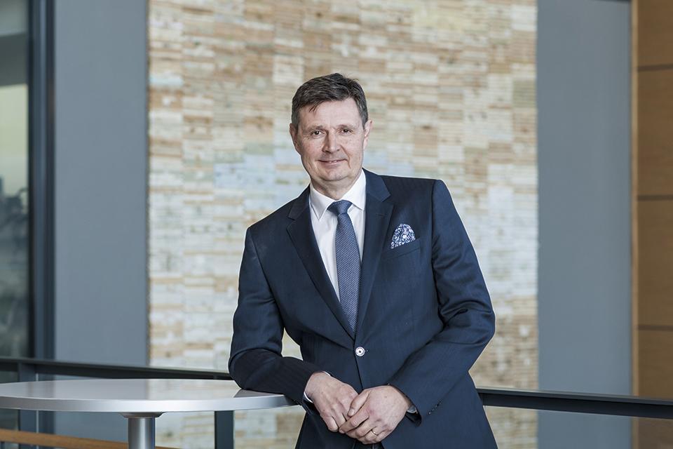 Talousjohtaja Heikki Linnavirta