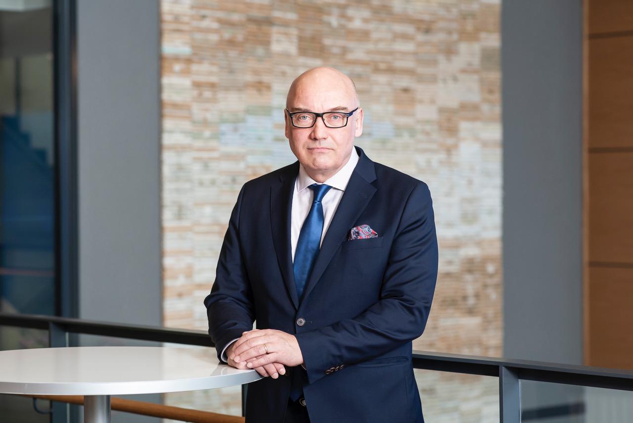 Henkilöstöjohtaja, Kaakon liiketoiminta-alueen paikallisjohtaja Jarmo Koskinen