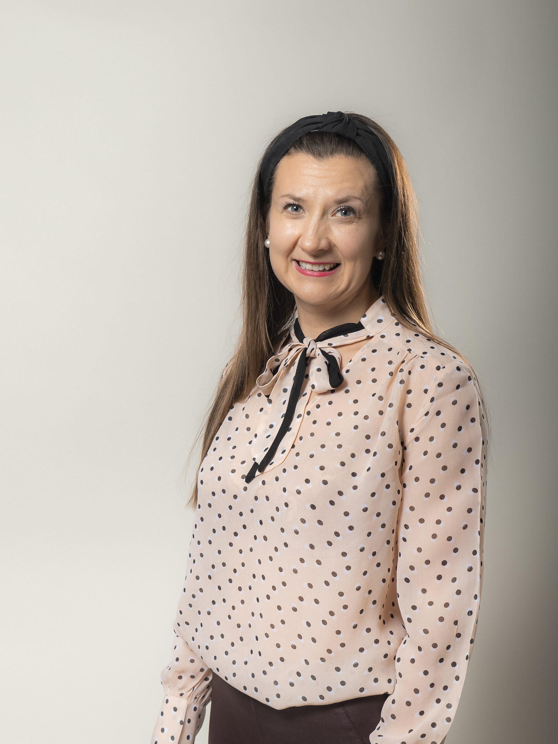 Hallituksen jäsen Riitta Vesterinen-Virtanen