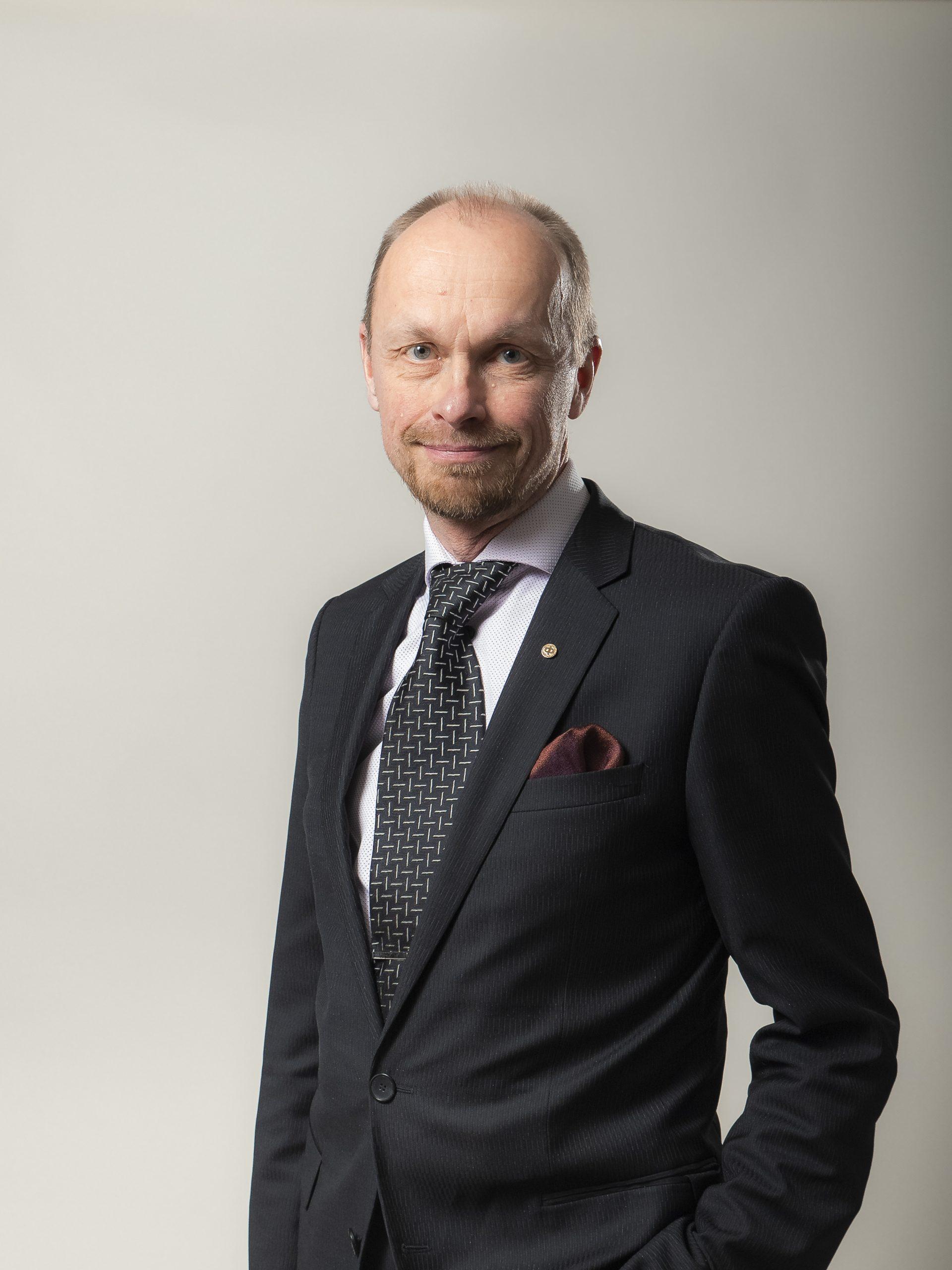 Hallituksen jäsen Mikko Paananen