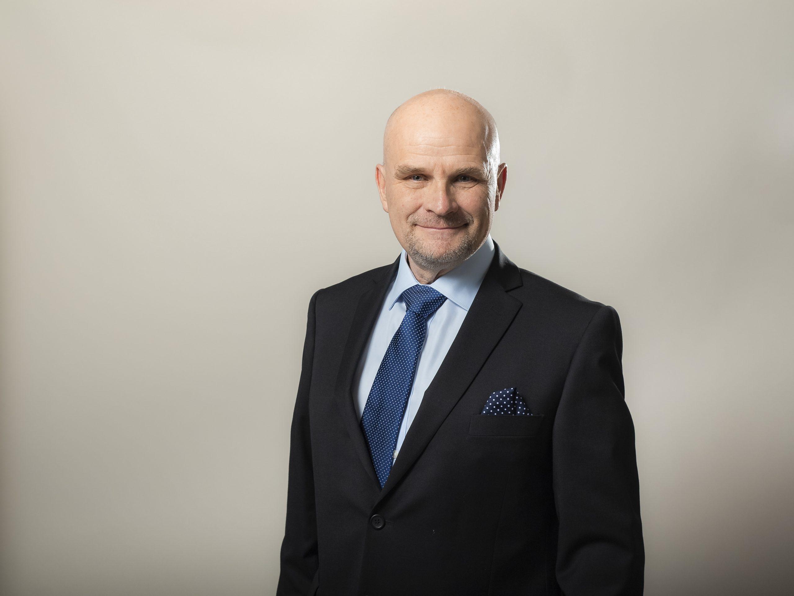 Hallituksen jäsen Pekka Haltia