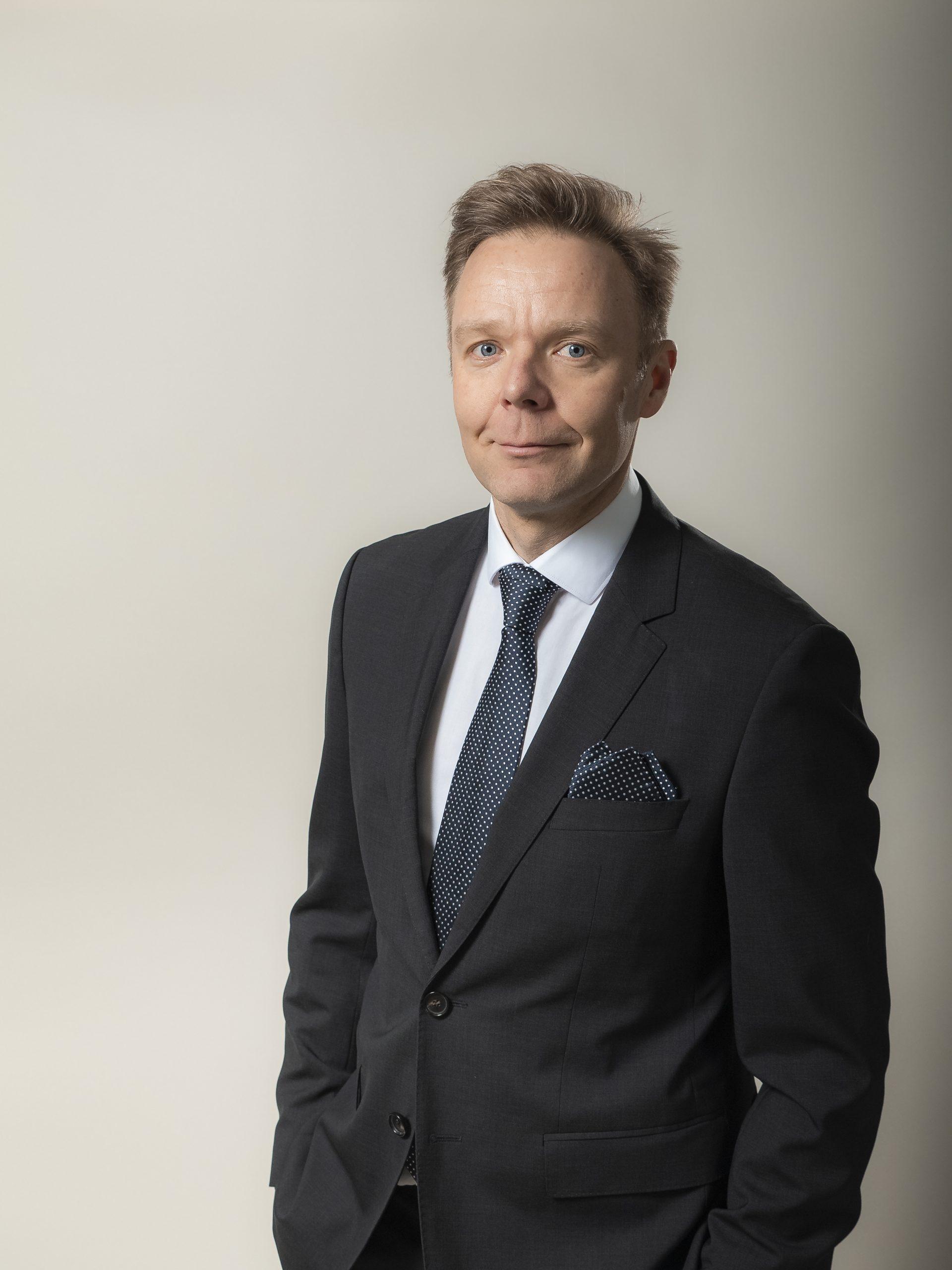 Hallituksen varapuheenjohtaja Jaakko Kurikka