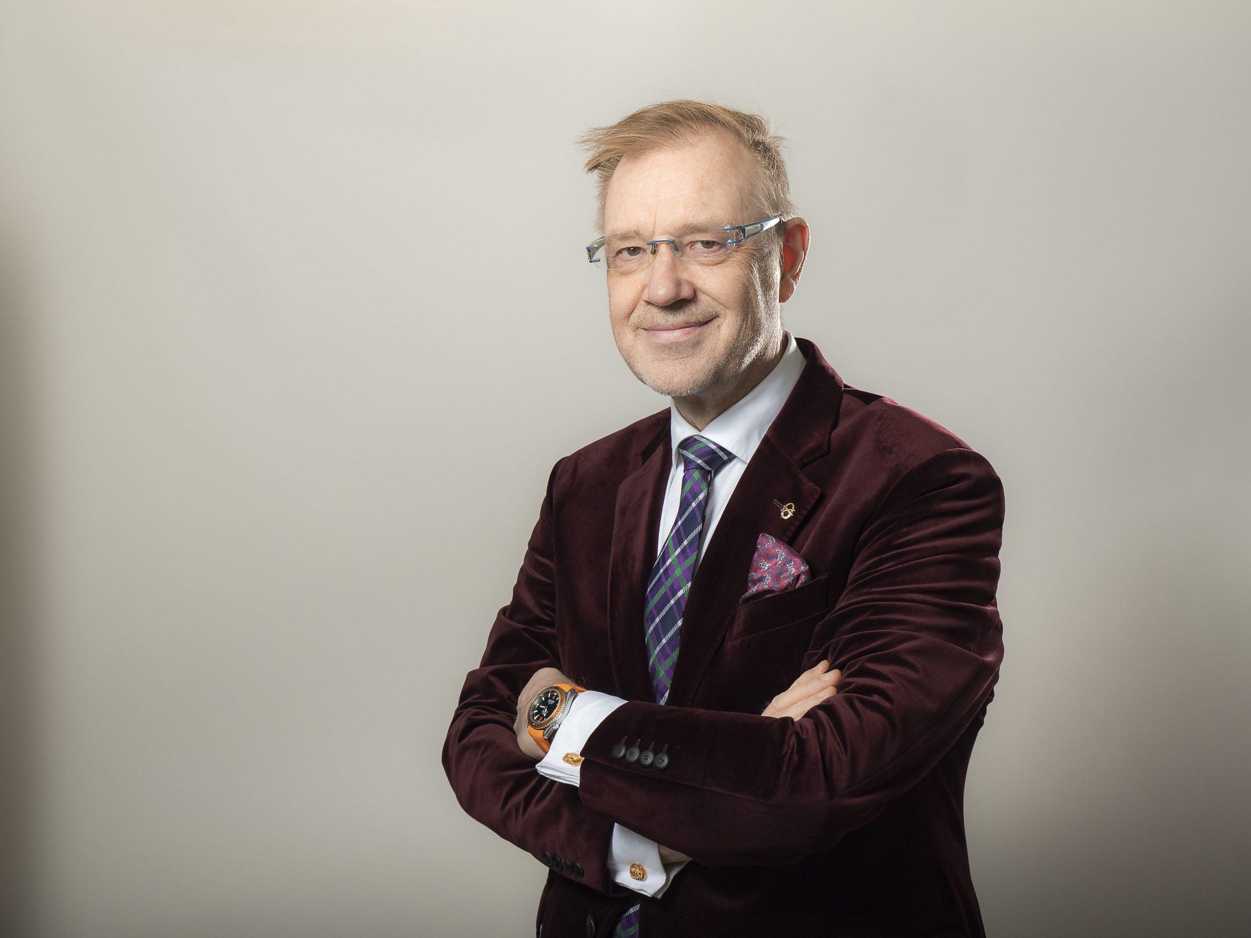 Toimitusjohtaja Vesa-Pekka Kangaskorpi